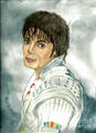 """Captain Eo"" - disney fan art"