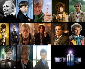 All The Doctors & The War Doctor