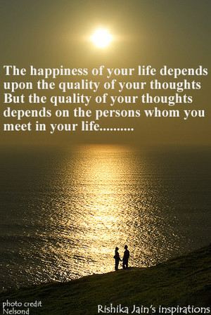 Happiness of life