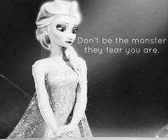 La Reine des Neiges Quotes! <3