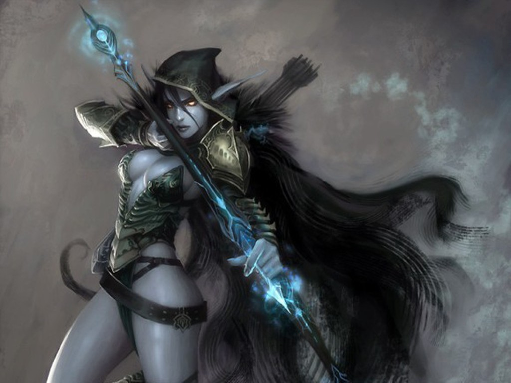 Drow Ranger Images Drow Ranger Hd Wallpaper And Background Photos