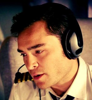 "Promotional चित्र ED WESTWICK ""LAST FLIGHT""."