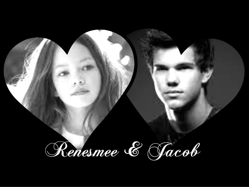 Image Gallery jacob and renesmee
