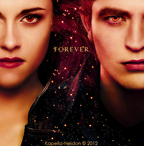 Edward Cullen wallpaper titled edward and bella