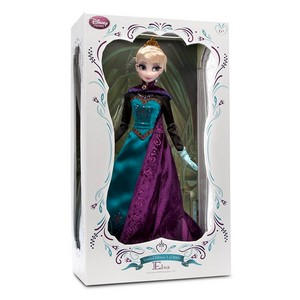 NEW Limited Edition Elsa Doll