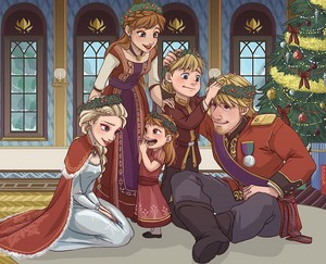 Royal Family Holiday