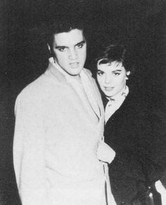 Elvis And Natalie Wood
