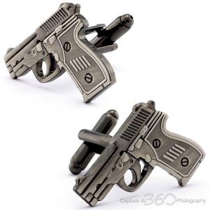 Pistol Cufflilnks