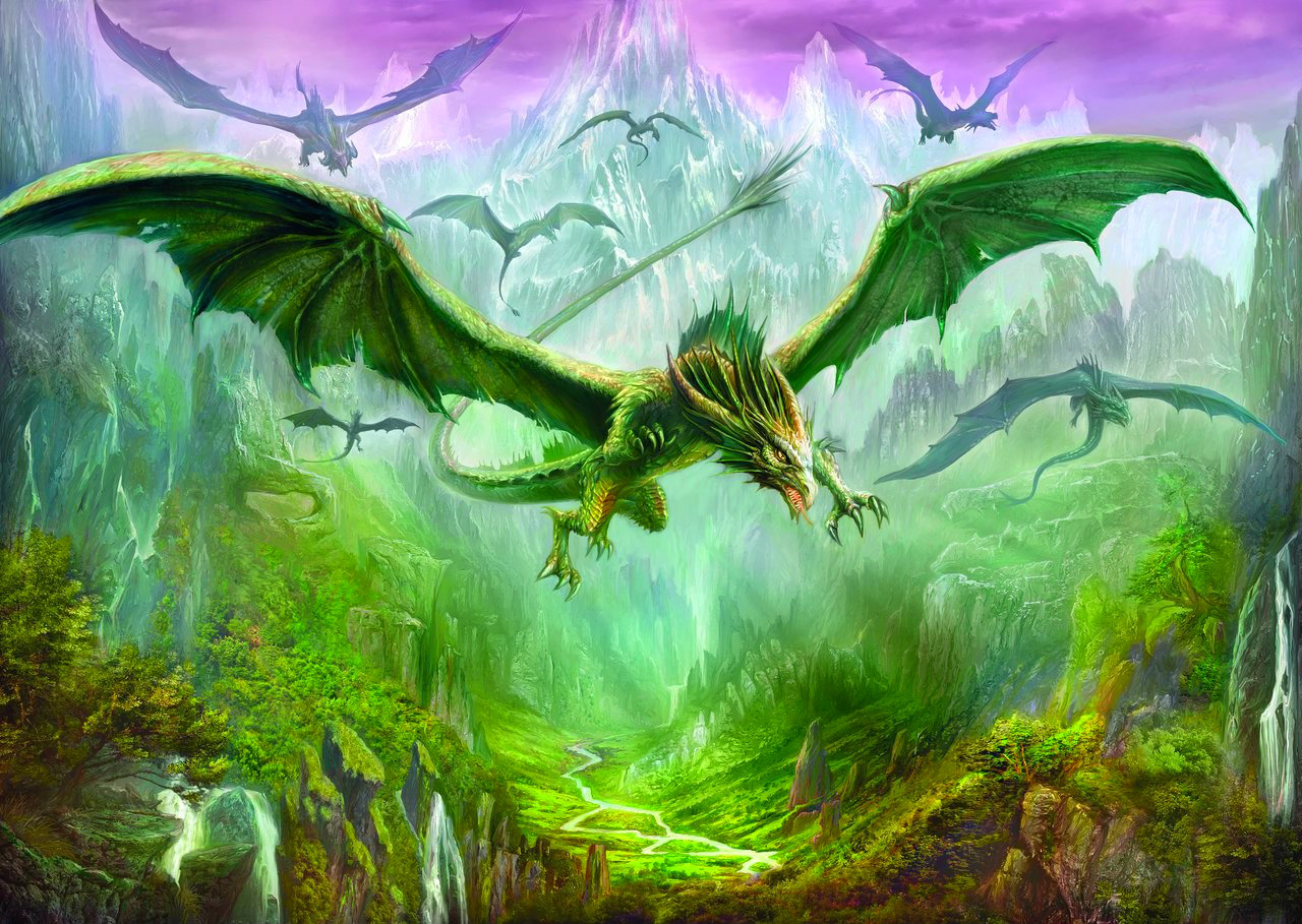 Fantasy Images Dragons HD Wallpaper And Background Photos