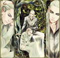 Father & Son - thranduil fan art