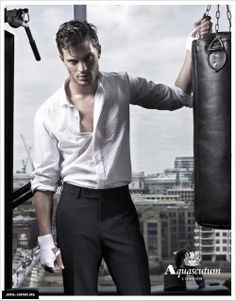 Jamie Dornan as Christian Grey