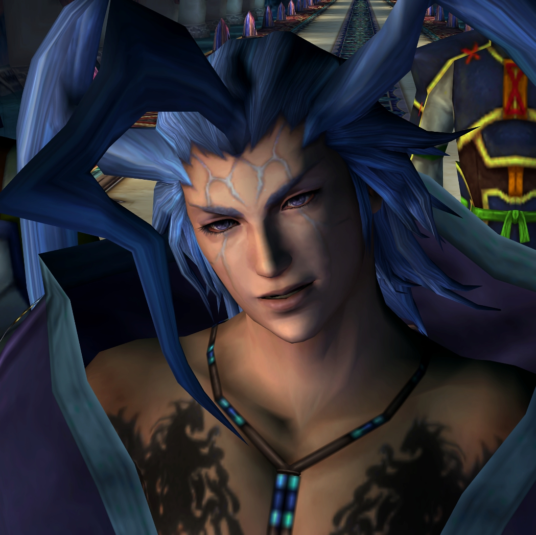 Seymour Final Fantasy X Photo 36454174 Fanpop