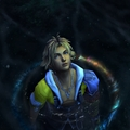 Tidus Looking Up