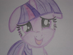 Twilight Sparkle drawing