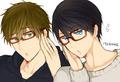 Makoto and Haruka