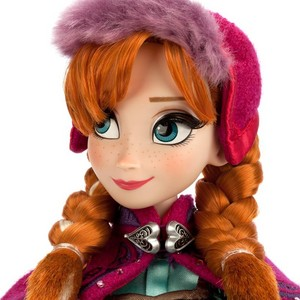 NEW Limited Edition Anna Doll