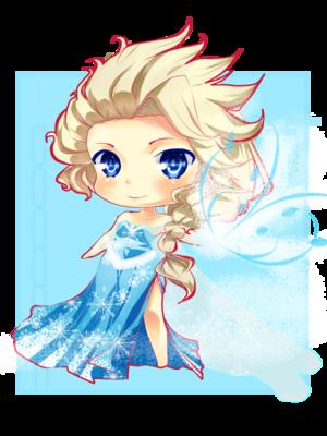 চিবি Elsa