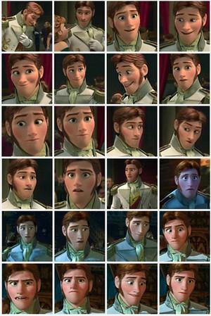 Hans's expressions 3