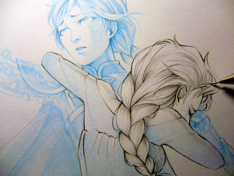 Frozen Drawing | Search Results | Calendar 2015