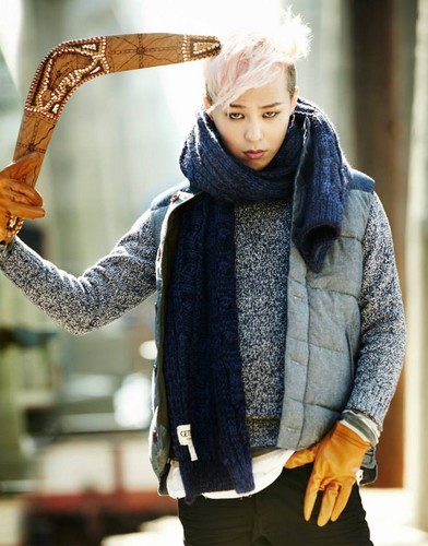 G-Dragon Обои called G-Dragon for BSX 2014 (HD)