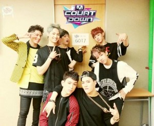 GOT7 at 'M! Countdown'