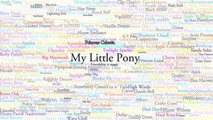All mlp Names