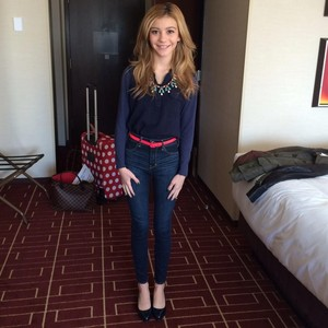 G Hannelius Disney Event