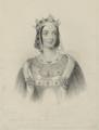 Georgiana Seymour, Duchess of Somerset was chosen to be the