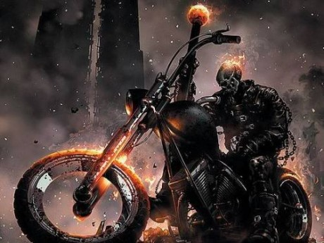 The Ghost Rider Images Ghost Rider Wallpaper And Background Photos