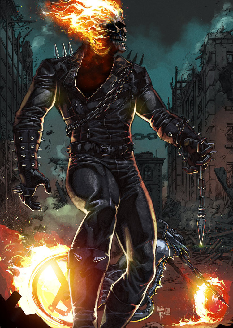 the ghost rider images ghost rider hd wallpaper and background