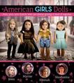 American Girl Doll Girls