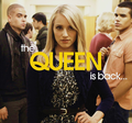 The Queen is Back - glee photo