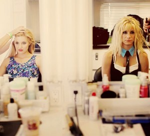 Quinn and Britany