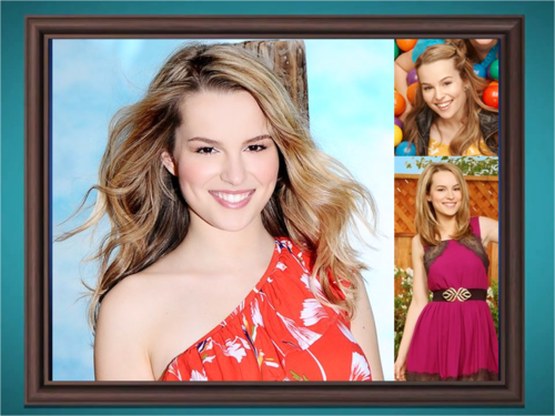 Good Luck Charlie wallpaper possibly containing a portrait titled Teddy Good luck charlie