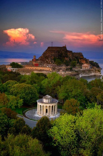 Greece wallpaper entitled Corfu Island