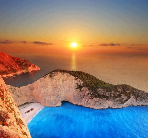 Greece wallpaper entitled Navagio beach