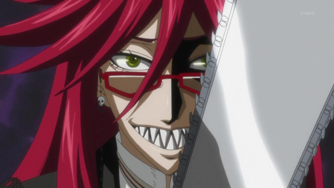 episode 5 quothis butler chance encounterquot grell