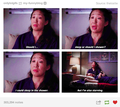 Typical Cristina - LOVE HER