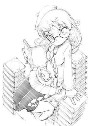 bookworm jewel
