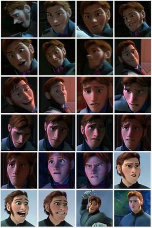 Hans's expressions 6