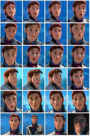 Hans's expressions 1