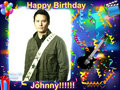 Happy Birthday Johnny 2014