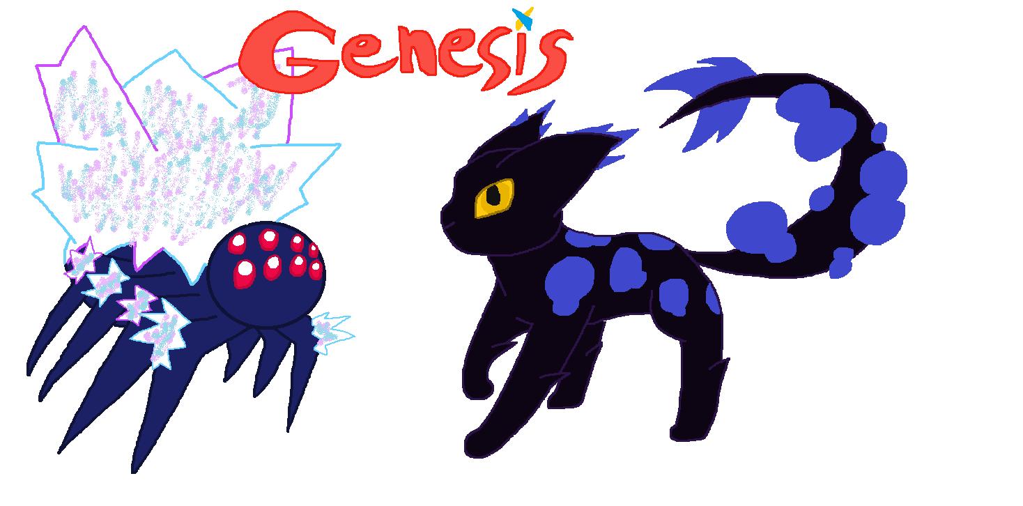 Pokemon Genesis: Haron's Major Legendaries