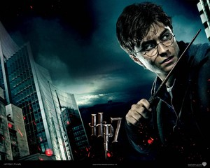 Harry Potter fonds d'écran