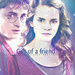 Harry Potter - harry-and-hermione icon