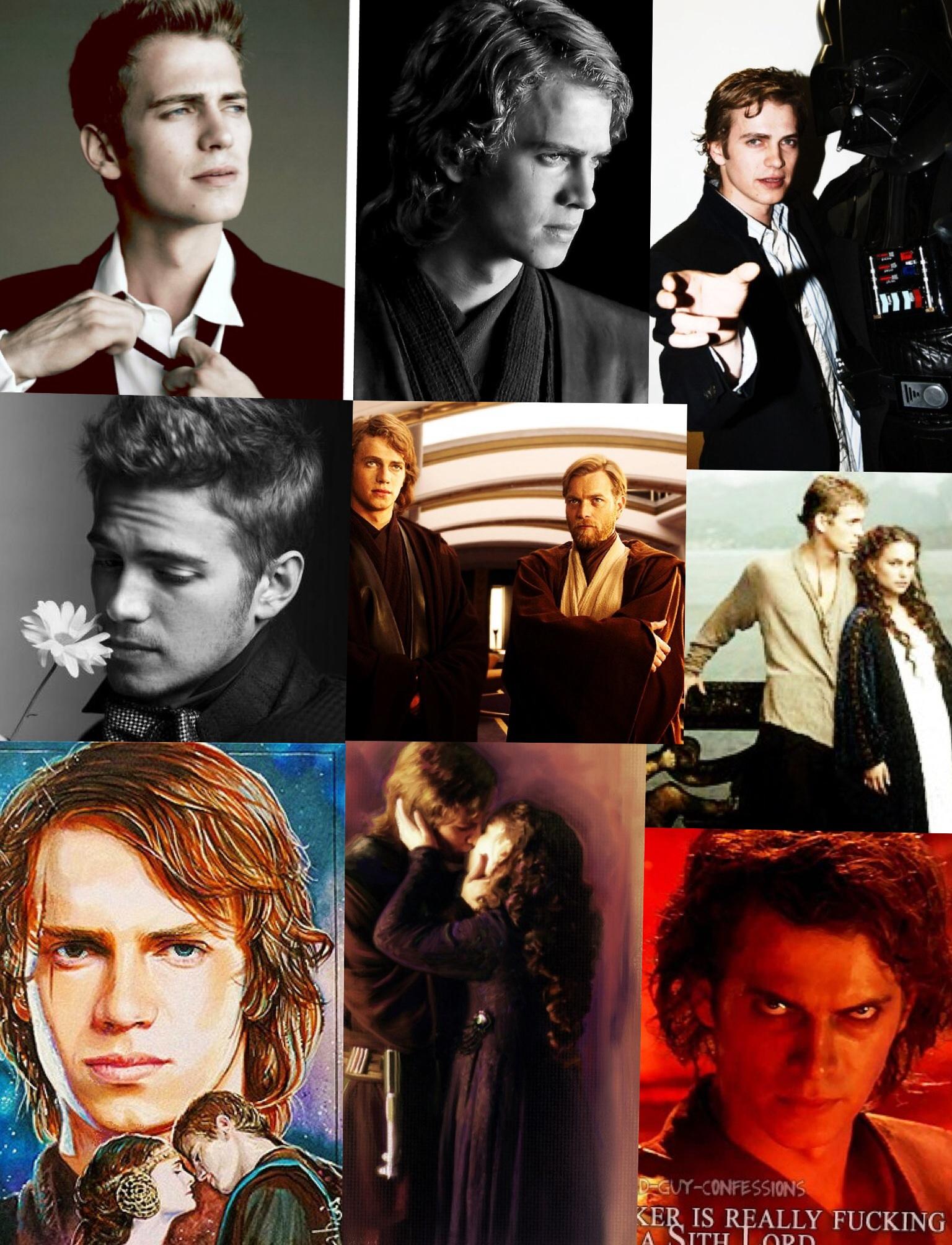 Hayden collage