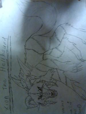 Xion The Hellhound