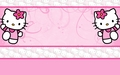 sample invitation - hello-kitty photo
