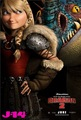 How to Train Your Dragon 2 Poster - Astrid
