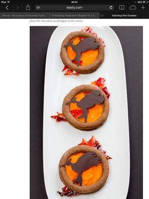 Mockingjay कुकीज़